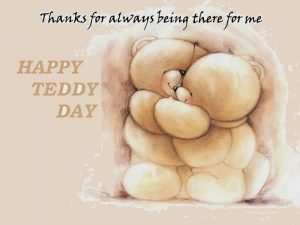 happy teddy day 2019 messages