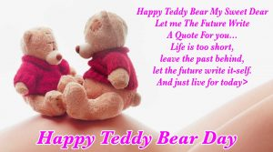 teddy day images 2019